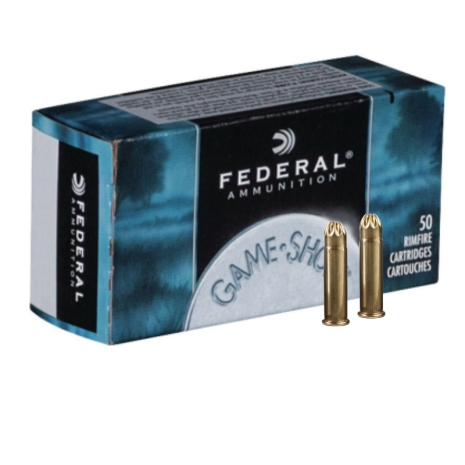 Federal .22lr Long Bird Shot