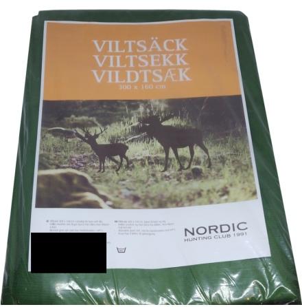 Nordic viltsäck Hjort/ Älg