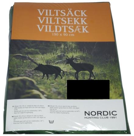 Nordic viltsäck rådjur/vildsvin 190x90 cm