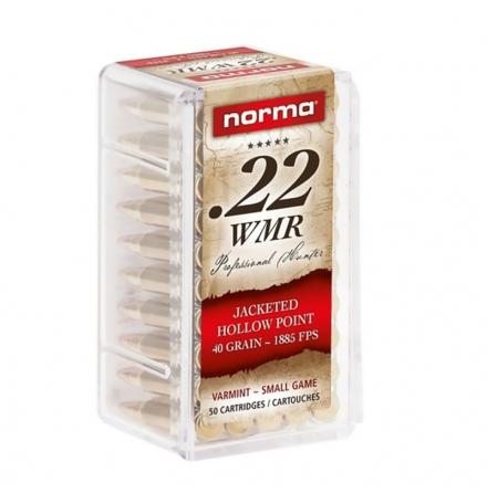 Norma 22 WMR HP