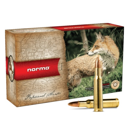 Norma 222 Rem 3,6g FMJ 850 m/s