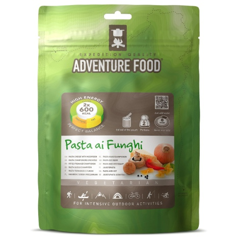 Adventure Food Pasta Al Funghi