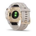 Garmin Fenix 6S Pro Solar Gold/Sand