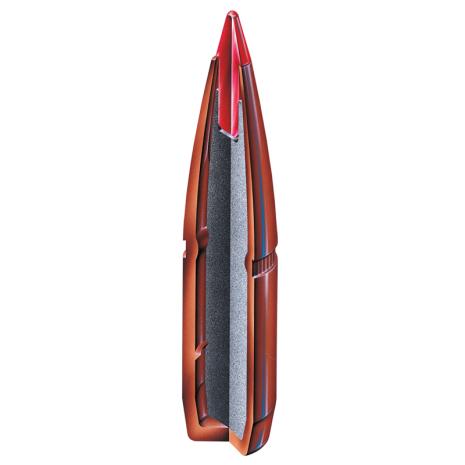 Hornady Kula 6,5mm 129gr SST