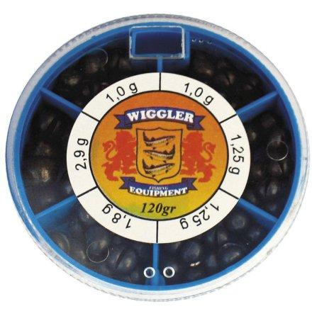 Wiggler Små Blyhagel 70gr