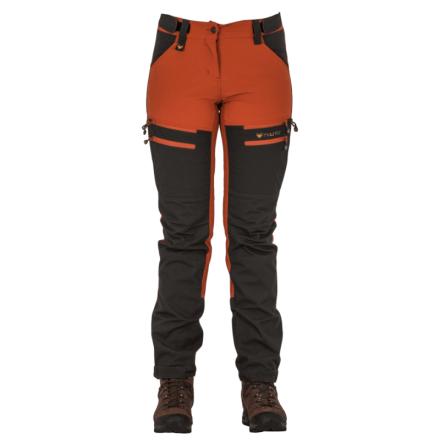 Haunter Vännäs orange/grå Dam