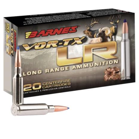 Barnes .300Win mag 190gr LRX BT