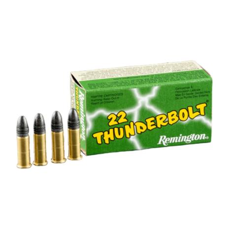 Remington .22LR Thunderbolt