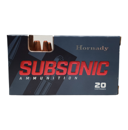 Hornady .300 Blackout 190gr SUB-X