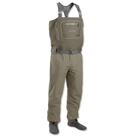 Orvis Silver Sonic W Vadarbyxa XS  Convertible-Top Woman