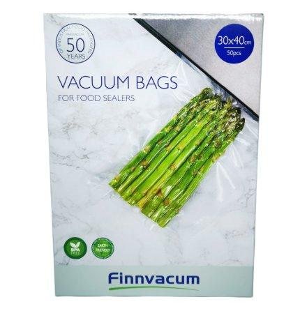 Finnvacum Vakuumpåsar 300x400 50/st