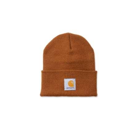 Carhartt Acrylic Watch Hat OFA - BRN/Brown