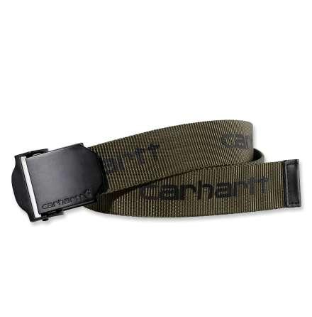 Carhartt Webbing Belt Army green