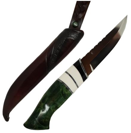 Kniv 38 Grön