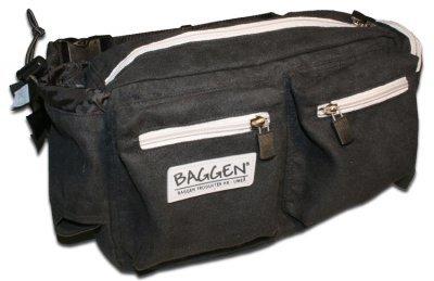 Baggen Ryggväska m dryckeshållare Tillbehör Softbelt