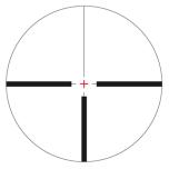 Meopta Meostar R2 1,7-10X42 RD 4K Kikarsikte