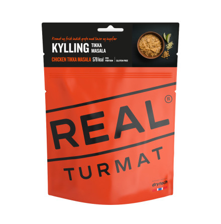 REAL Turmat Kyckling Tikka Masala