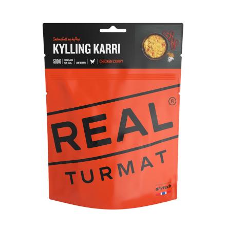 REAL Turmat Kyckling Curry