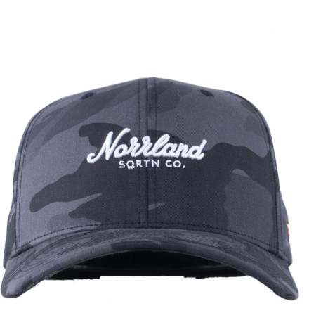 Great Norrland TGN Script 120 Keps Camo