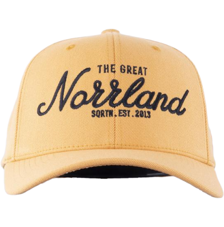 Great Norrland 120 Keps Mustard