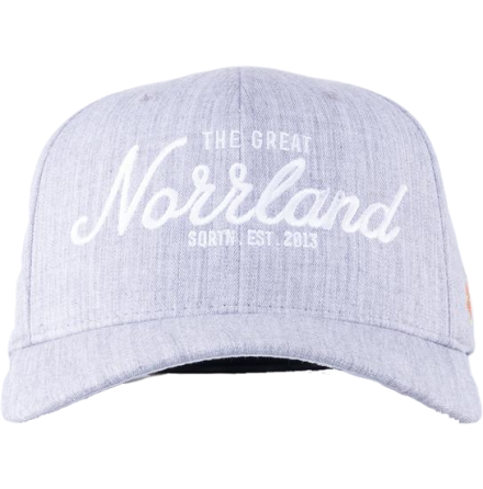 Great Norrland 120 Keps Grey