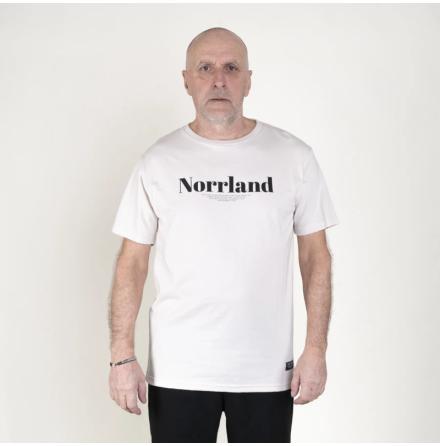 Great Norrland Landscape T-Shirt Sand