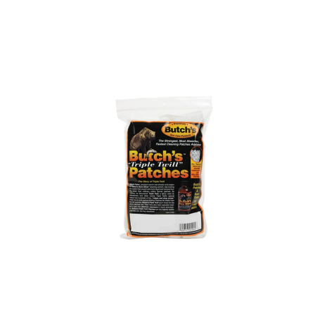 Butch´s Triple Twill Patches Cal 45-58