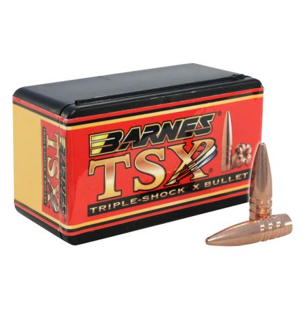 Barnes Kula 7mm 140gr TSX BT #28444