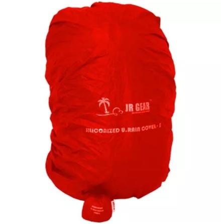 JR Gear Rain Cover Small 15-35L Röd