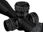 Meopta Optika6 4,5-27x50 RD SFP 4C Belyst