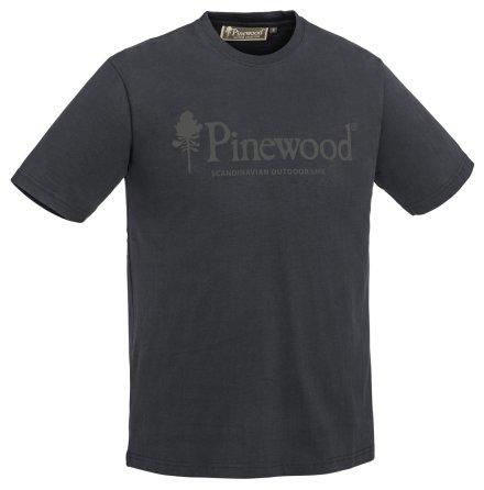 Pinewood Outdoor Life T-Shirt D. Navy