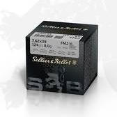 S&B 7,62x39 8g FMJ 50st