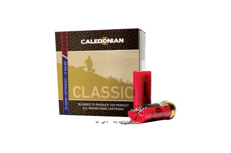 Caledonian Classic 12/30G/us5 Filtförladdning 3 ask - 375:-