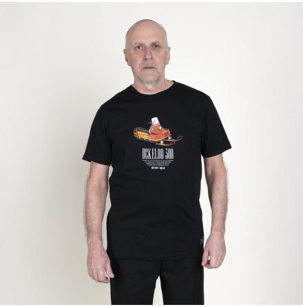 Great Norrland Ockelbo T-Shirt - Black