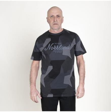 Great Norrland T-Shirt- M90 Black