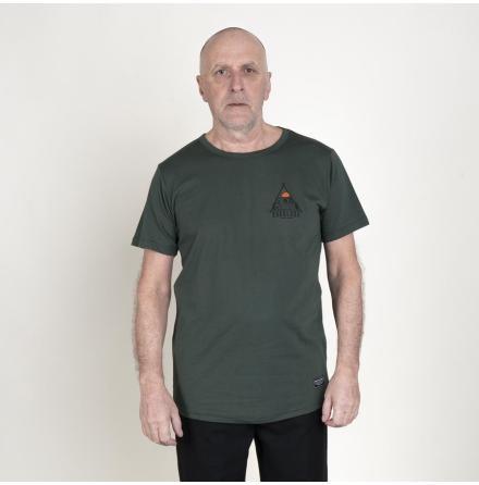 Great Norrland T-Shirt - Dark Olive