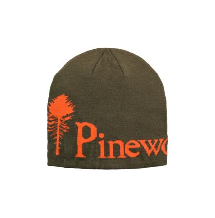 Pinewood Melange Mössa Orange/Green