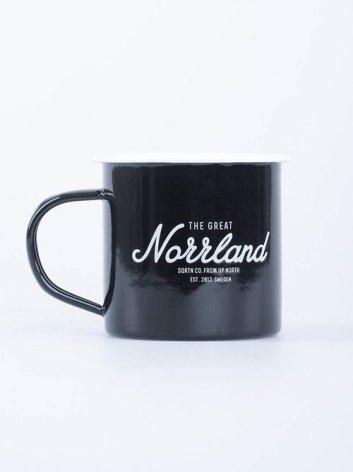 Great Norrland Mugg Svart