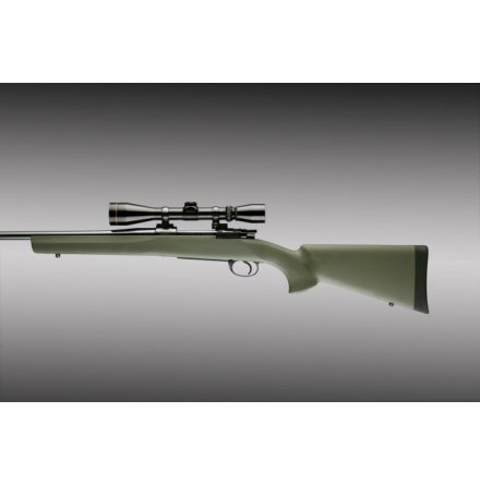 Hogue Remington 700 BDL SA Grön Kolv