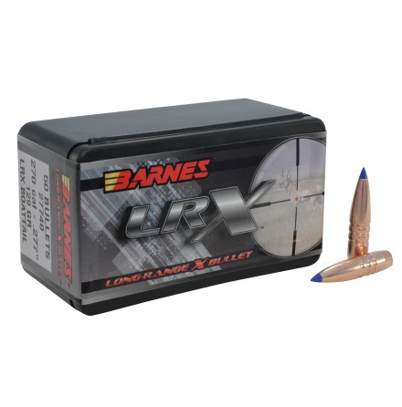Barnes Kula 7mm 145gr LRX BT #30282