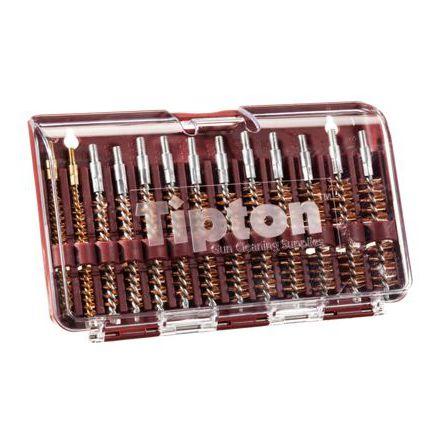Tipton Bronsborste Set 13st