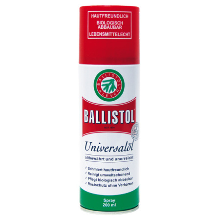 Ballistol Universal Olja Spray 200ml
