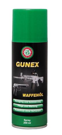 Ballistol Gunex Vapenolja 50ml Flaska