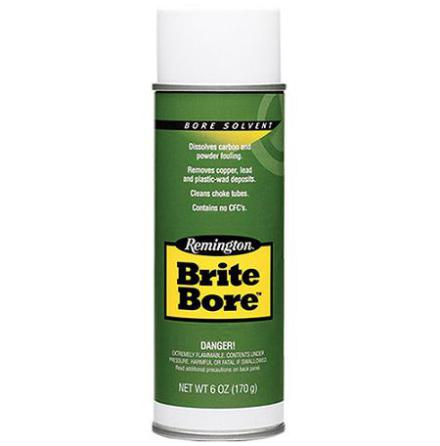Remington Brite Bore 6oz Solvent