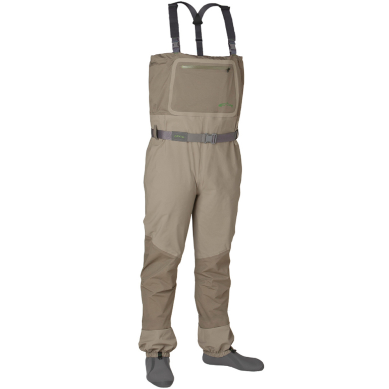 Orvis Silver Sonic Convertible Top Waders Vadarbyxa Ord