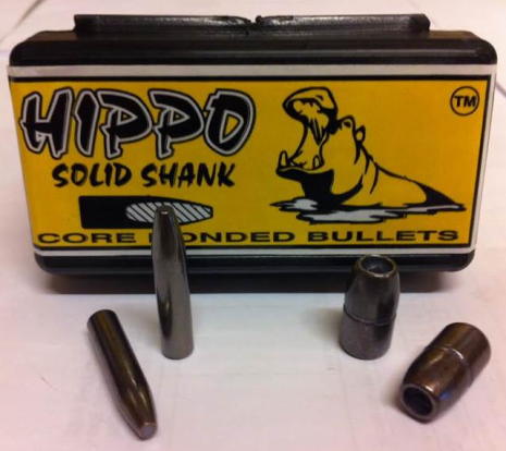 Rhino Kula .243 100gr Hippo Solid Shank