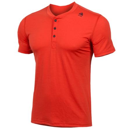 Aclima Lightwool Henley T-Shirt