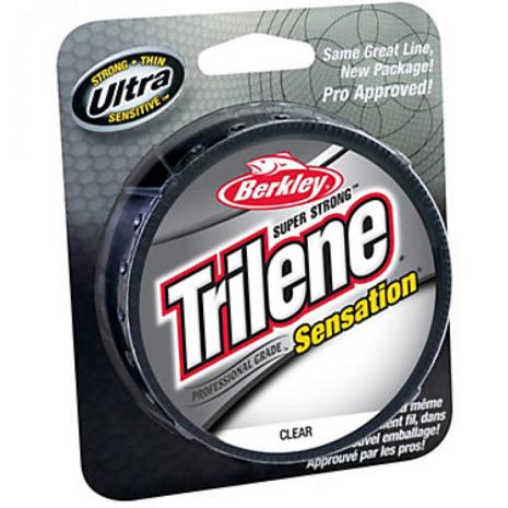 Berkley Trilene Sensation 0,42 mm 300m CLEAR Nylonlina
