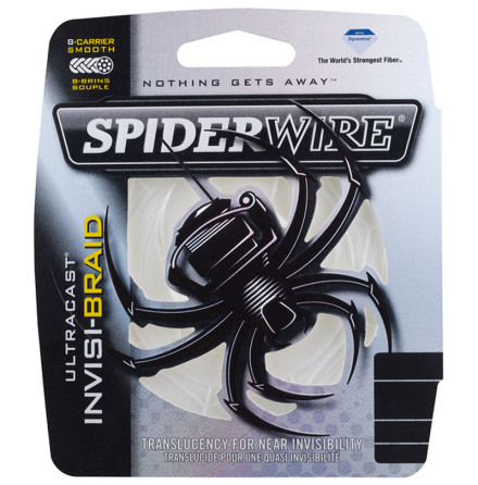 Spiderwire Ultracast 0.12mm 110m Invisi Braid