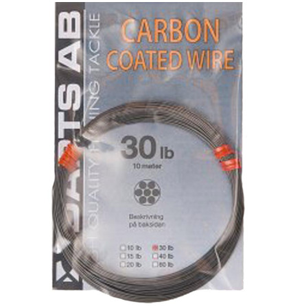 Darts Carbon Coated Wire 30lb